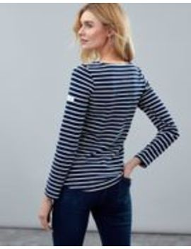 Harbour Long Sleeve Jersey Top by Joules