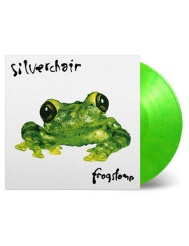 Silverchair Frogstomp Mov Ltd #D 180gm Lime Green Vinyl 2 Lp G/F Sleeve New/Seal by Does Not Apply