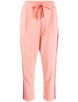 Cropped Sweatpants by Chinti & Parker