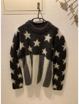 Louis Vuitton Mohair Stars Knitwear Crewneck by Louis Vuitton  ×