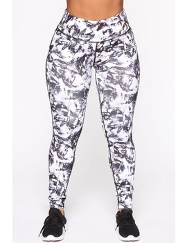 Spice Up Your Workout Active Legging   Multi Color by Fashion Nova