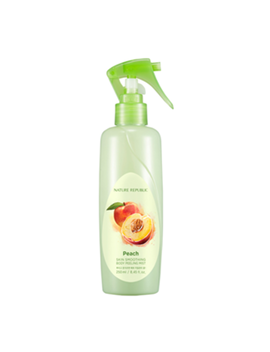 Nature Republic   Skin Smoothing Body Peeling Mist   Peach 250ml by Nature Republic