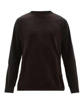 Technical Fleece Base Layer Sweatshirt by And Wander