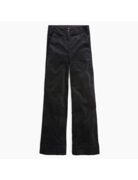 Petite Frankie Pant In Wide Wale Corduroy by J.Crew