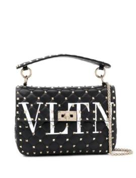 Valentino Garavani Spike Shoulder Bag by Valentino