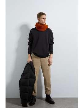 Bluza Ze ŚciĄgaczami Z Kolekcji Premium by Zara