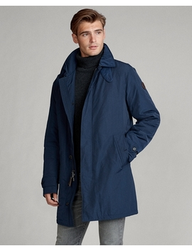 Water Resistant Commuter Coat by Ralph Lauren