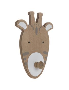 Giraffe Wood Wall Hook by Hobby Lobby