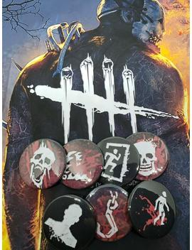 Dead By Daylight (Dbd) Inspired Button Pack by Etsy