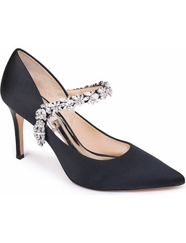 Badgley Mischka Esperanza Embellished Pump by Badgley Mischka Collection