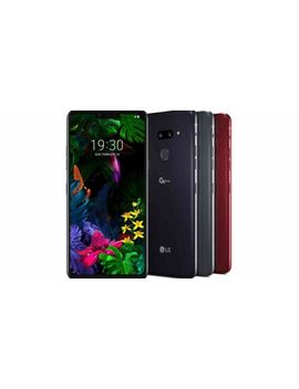Lg G8 Thin Q   128 Gb  Smartphone Gray (Sprint T Mobile At&T) 9/10 Gsm Unlocked by Lg
