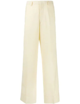 Weite Cropped Hose by Jacquemus