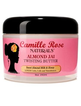 Camille Rose Naturals Almond Jai Twisting Butter 240ml by Camille Rose Ntrls