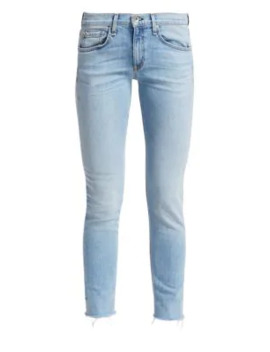 Dre Low Rise Ankle Boyfriend Jeans by Rag & Bone