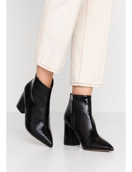 Wide Fit Hackney   Boots à Talons by Topshop Wide Fit