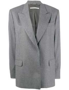 Boxy Minimal Blazer by Stella Mc Cartney
