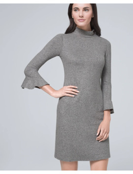 Petite Cozy Shift Dress by Whbm