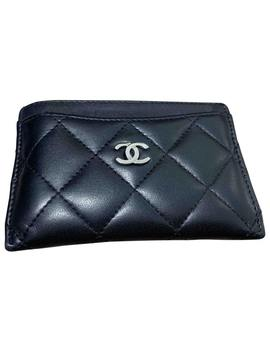 Timeless/Classique Leather Card Wallet by Chanel