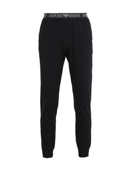 Men's Knit Trousers by Emporio Armani