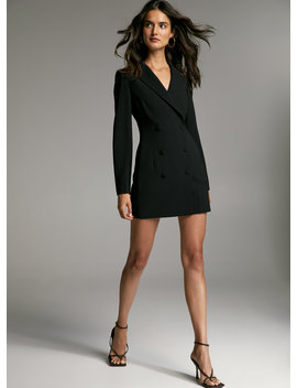 Pelli Blazer Dress by Babaton