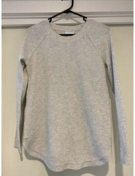 Witchery Grey Raglan Knit Size Xxs by Witchery