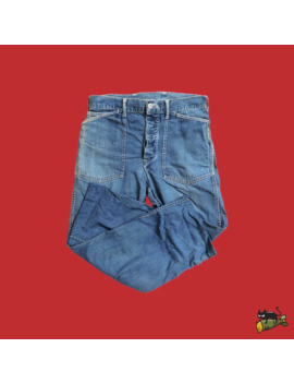 Buzz Rickson Trousers, Working, Denim, Us Army 1937 Model by Military  ×  Buzz Rickson's  ×