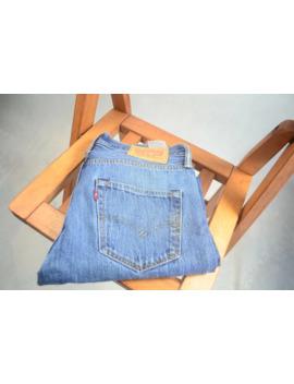Classic Levi's 501 Jeans Denim Size 30 by Vintage  ×  Levi's  ×