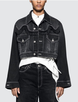 Rienzi Denim Jacket by Ganni