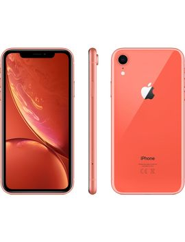 I Phone Xr   64 Gb, Coral by Currys