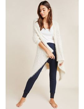 Flora Teddy Cardigan by Anthropologie