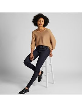 Women Ultra Stretch Jeans (Multiple Inseams) by Uniqlo