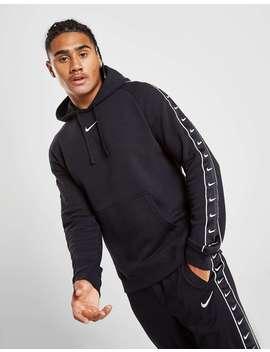 Nike Tape Fleece Overhead Hoodie by Jd Sports