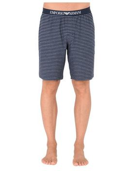 Men's Knit Bermuda by Emporio Armani