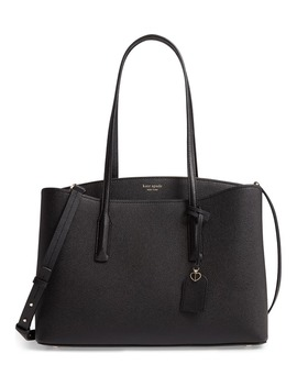 Margaux Large Leather Work Tote by Kate Spade New York