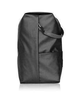 Black Obsidian Sormonne Backpack by Côte&Ciel