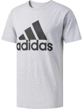 Adidas Men's Athletics Badge Of Sport Graphic T Shirt by Adidas