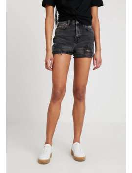 Rip Mom   Denim Shorts by Topshop