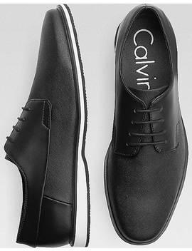 Calvin Klein Wilfred Black Oxfords by Calvin Klein