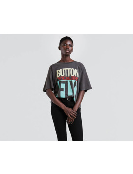 Button Your Fly Tee Shirt by Levi's