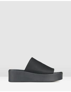 Steffi Slip On Flatform Sandals by Betts