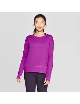 Women's Running Long Sleeve T Shirt   C9 Champion® by C9 Champion