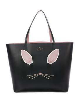 Bunny Leather Tote by Kate Spade New York