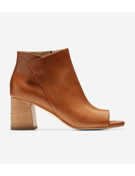 Anisha Open Toe Bootie (65mm) by Cole Haan