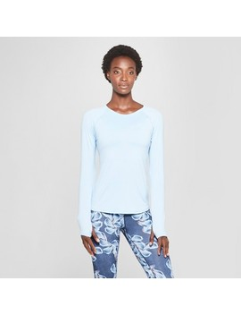 Women's Long Sleeve Soft T Shirt   C9 Champion® by C9 Champion