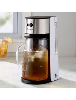 Capresso ® Electric Iced Tea Maker by Crate&Barrel