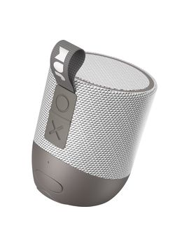 Double Chill Hx P404 Gy Portable Bluetooth Speaker   Grey by Currys
