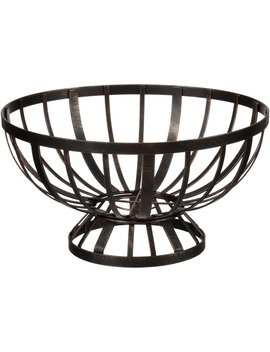 Better Homes & Gardens Brushed Wire Fruit Bowl by Better Homes & Gardens