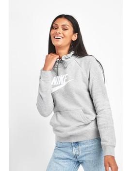 Nike Essential Fleece Logo Overhead Hoody by Next