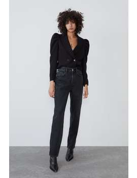 '90 S Straight Leg Jeans by Zara
