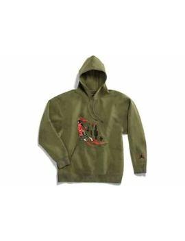 Nike Jordan Travis Scott Hoodie Green M Medium Nrg Patta Supreme Off White 1 6 by Ebay Seller